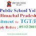 HP Govt Jobs 2019 आर्मी पब्लिक स्कूल योल कैंट में TGT और PRT के पदों पर भर्ती , 05 फरवरी 2019 से पहले करे आवेदन