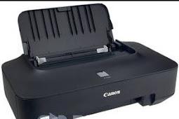 Cara mengatasi Error Pada  Printer Canon IP2770