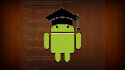 تعلم تطوير وبرمجة تطبيقات الاندرويد