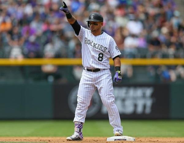 Gerardo Parra regreso al Play Ball con Colorado #MLB