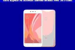 Cara Bypass atau Remove Mi Account Xiaomi Redmi Note 5A Prime (Ugg) Tested