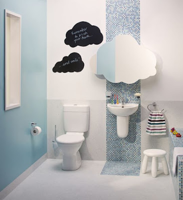 contemporary Kids bathroom themes 2019