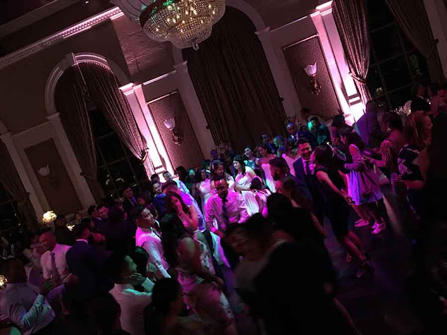 Packed Dance Floor at Liberty Grand Toronto Wedding
