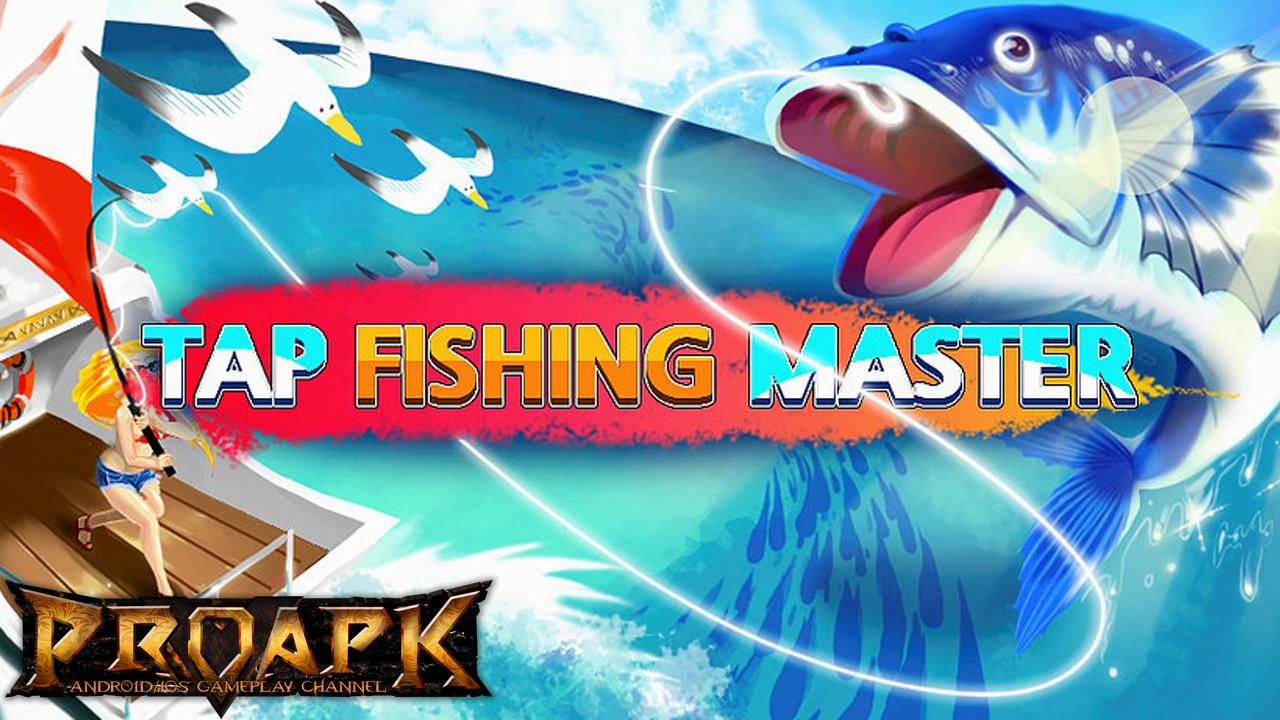 Tap Fishing Master