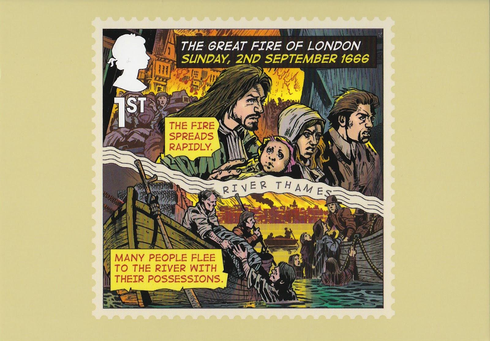 大火 ロンドン