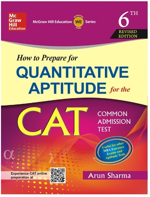 Free Download Arun Sharma - Quantitative Aptitude For CAT (6th