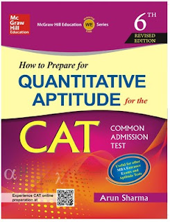 Free Download Arun Sharma - Quantitative Aptitude For CAT (6th edition).pdf