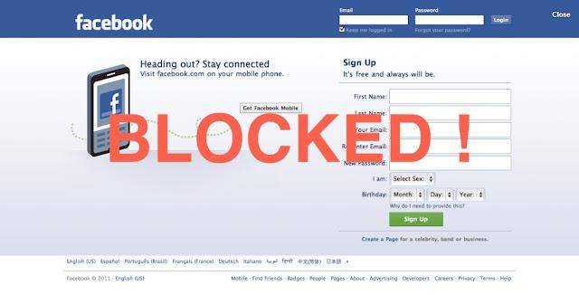 Pemerintah Mau Blokir Facebook, Ini Risikonya!
