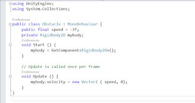 Giới thiệu sơ lược về sử dụng Script trong Unity
