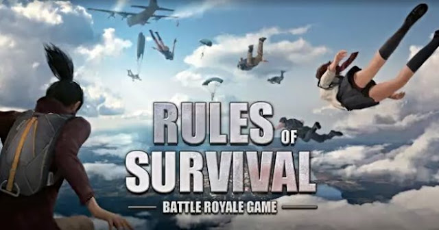 Rules Of Survival MOD Apk