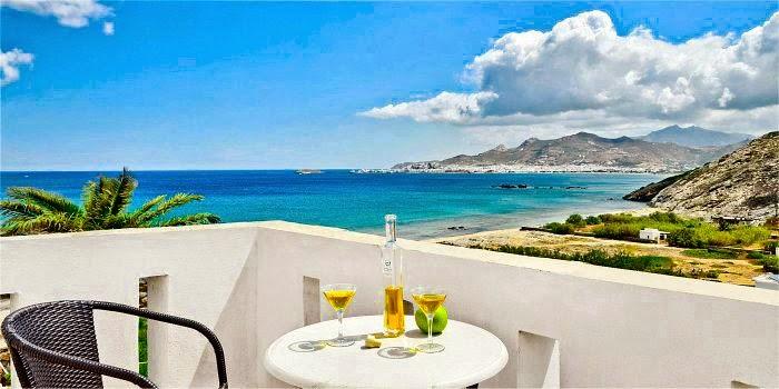 La migliore zona dove alloggiare a Naxos
