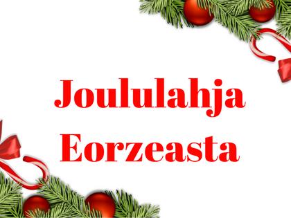 Jouluinen tarina pelaajille: Joululahja Eorzeasta