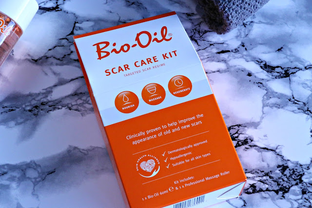 How Bio-Oil Helped To Fade My Scars & Stretch Marks, Scar Care Kit Review Image