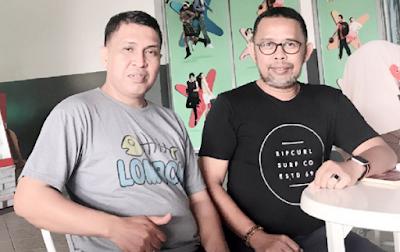 Bachtiar Adnan Berharap Bisa Besarkan DPC AJO Indonesia Kota Makassar