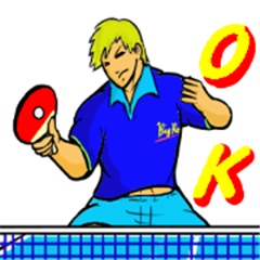 REAL TABLE TENNIS 1