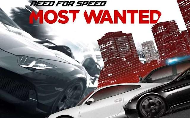 تحميل لعبة Need for Speed Most Wanted مهكرة للاندرويد