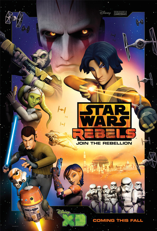 Poster Star Wars: Rebels
