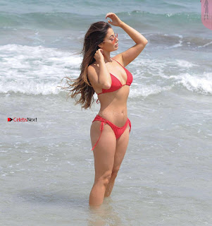 Jess Hayes in Red Bikini 2017  05 ~ Celebs.in Exclusive Celebrities Galleries