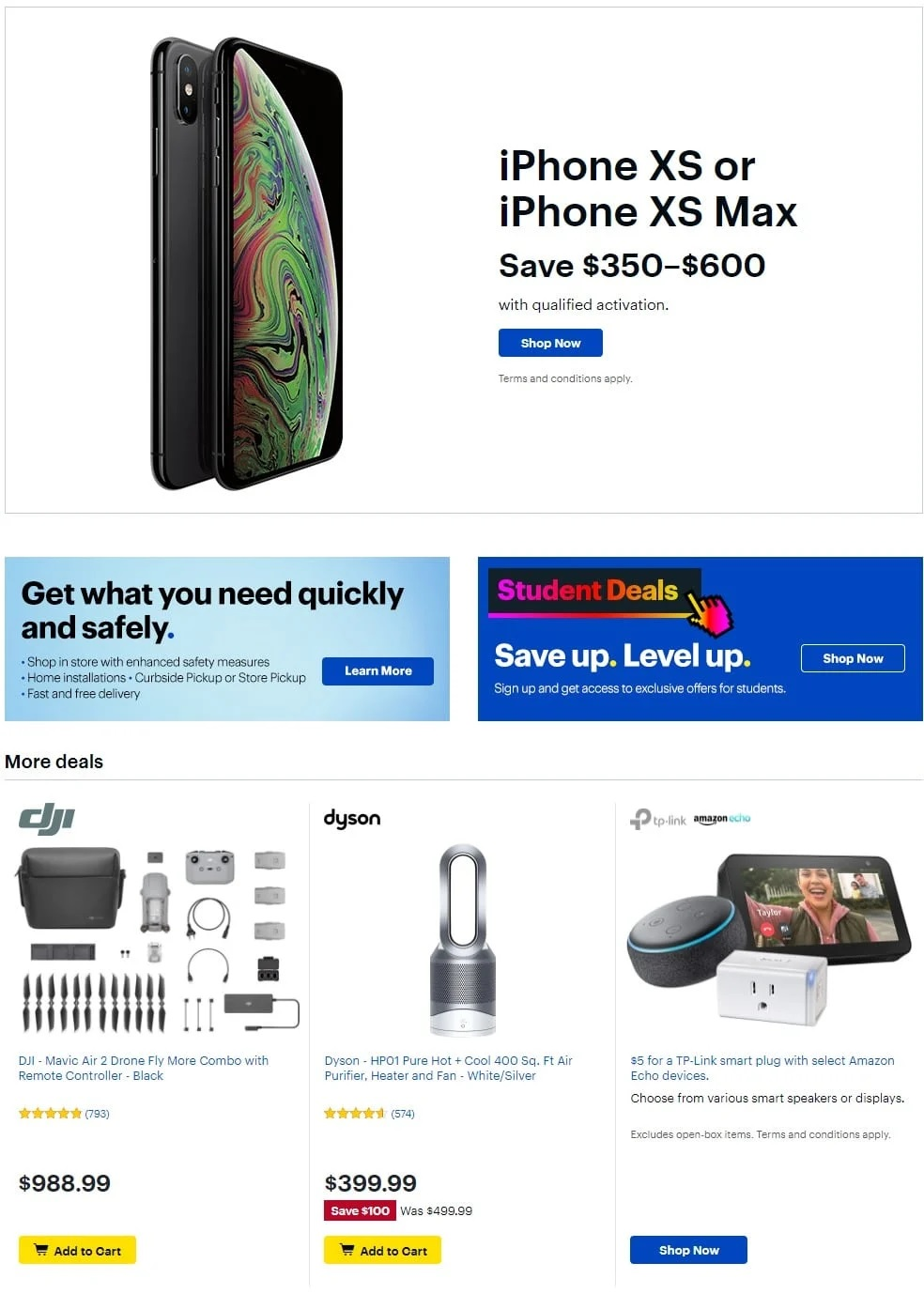 Best Buy Ad Preview September 6 13 2020