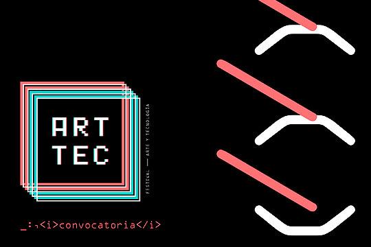 Convocatoria. Salón de Exposiciones Festival ARTTEC 2017
