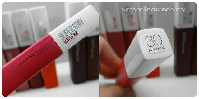 Super Stay Matte Ink Romantic