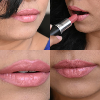 MAC Cosmo Lipstick Review And FOTD