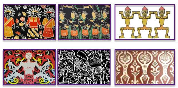 Ragam hias adalah komponen produk seni yang ditambahkan atau disengaja dibuat untuk tujuan Jenis jenis Motif Ragam Hias