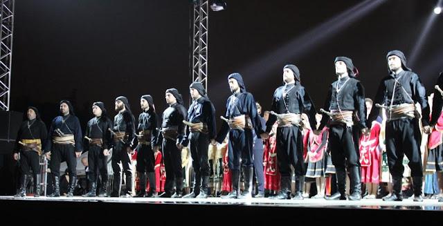 Με το χορό Σέρρα, η έναρξη του Παγκόσμιου Συνεδρίου Αρχιμαγείρων