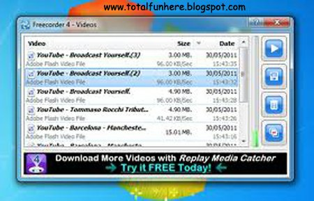 Freecorder free download and software reviews cnet download. Com.