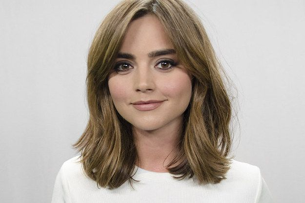 Jenna Louise Coleman Short Hair