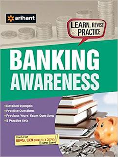 Free Download Arihant Publication Banking Awareness Book PDF for IBPS Bank Exam