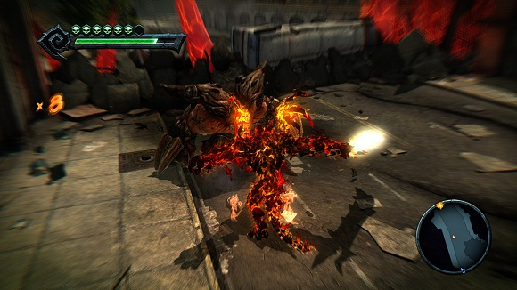 Darksiders Warmastered Edition PC Free Download Screenshot 3