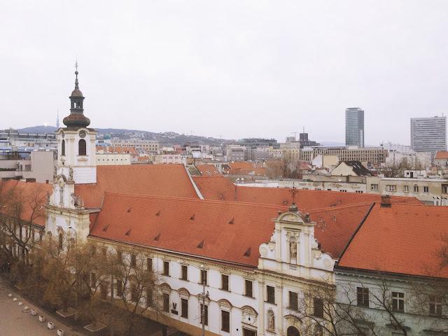Bratislava ako na dlani v Bamboo SNP.
