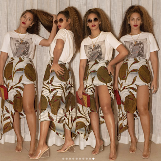 Beyoncé Repped African Designers Hard During Her Trip to South Africa