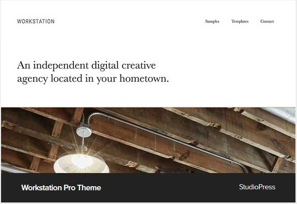 Wordstation pro theme Award Winning Pro Themes for Wordpress Blog : Award Winning Blog