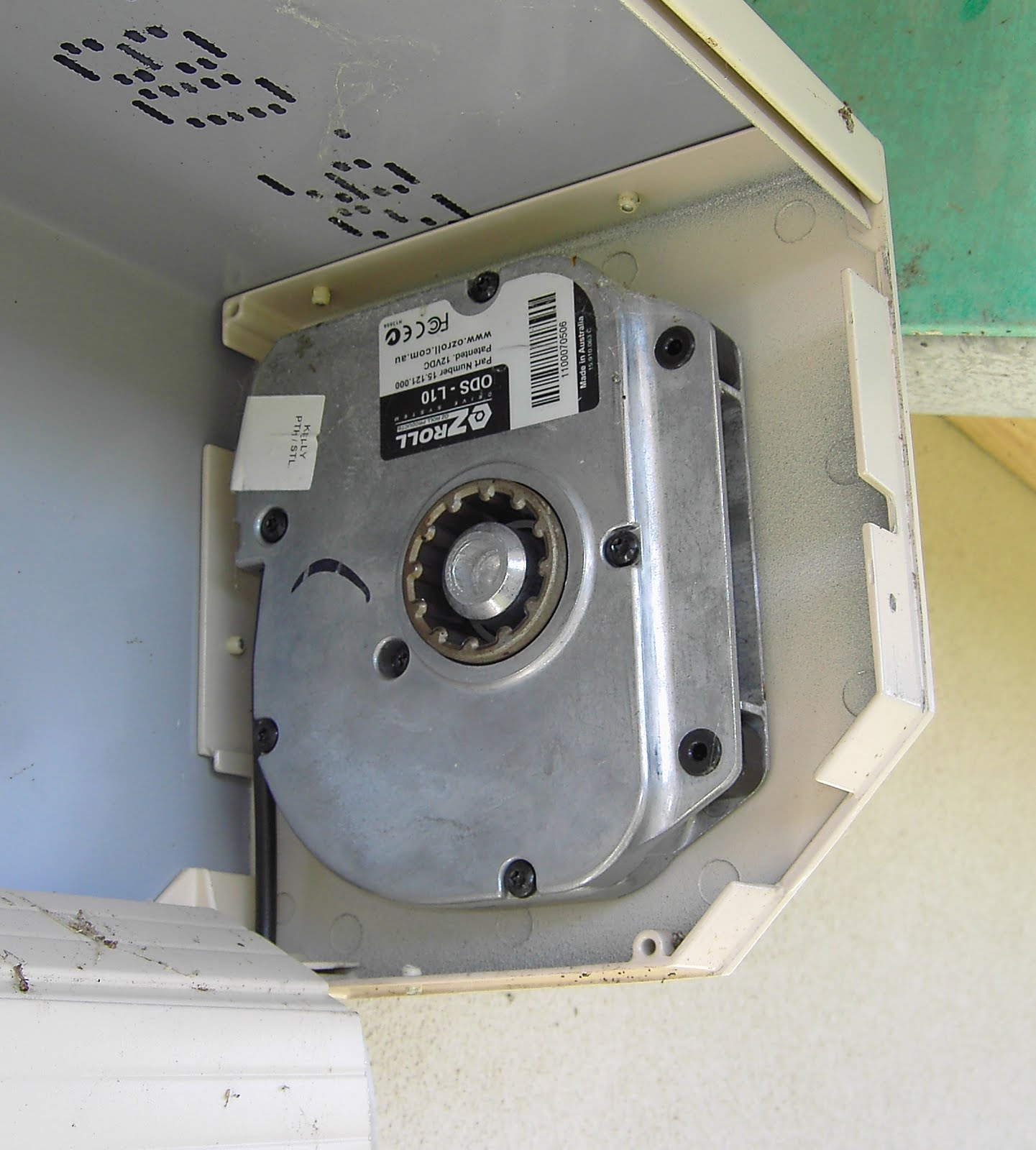 roll up door motor wiring diagram nissan 350z bose radio roller shutter impremedia