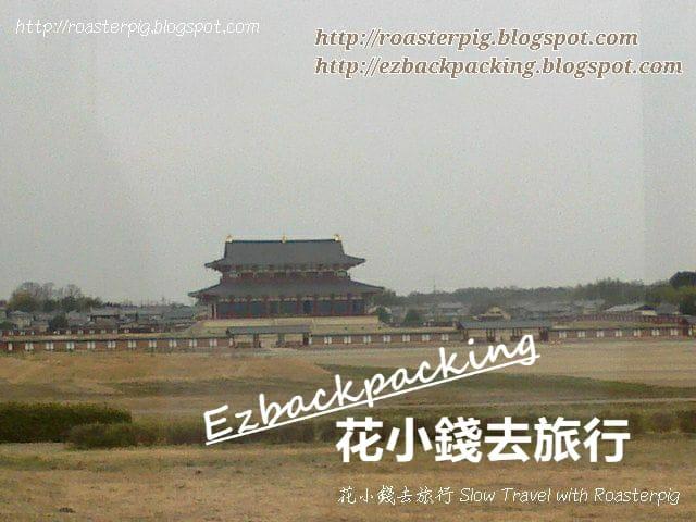 古代奈良城城門