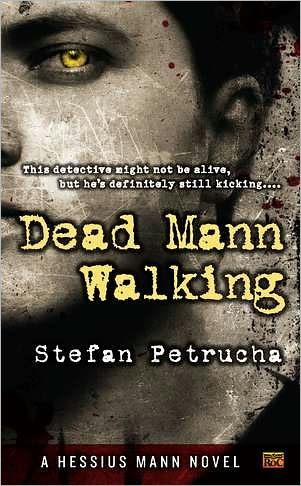 Interview with Stefan Petrucha and Giveaway - November 15, 2011