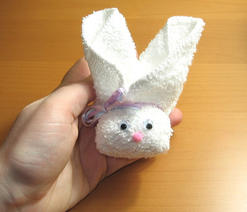 All Things Homemade Boo Boo Bunny