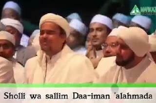 Sholli Wasallimda iman Al Ahmada | Versi KORUPSI