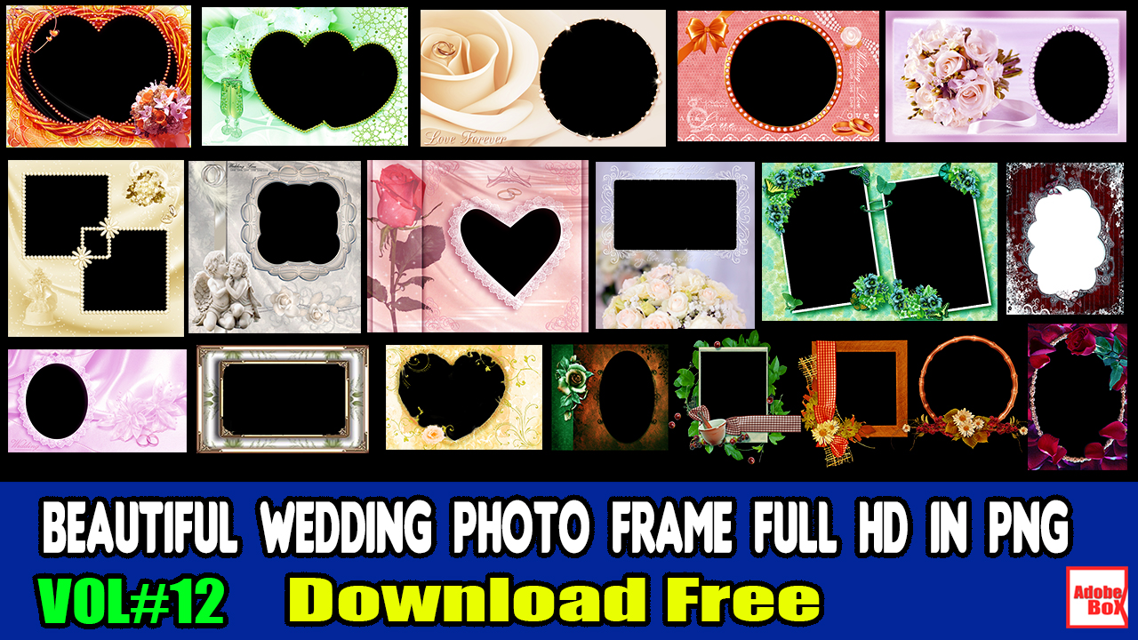 Photo frames effects for love free download