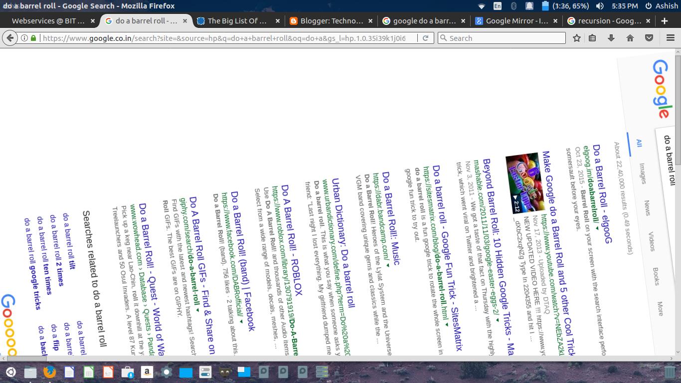 google s hidden easter