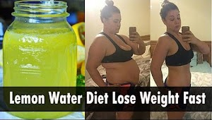 How I Lost 22 Pounds with This Weird Lemon Water Diet in Just 2 Weeks