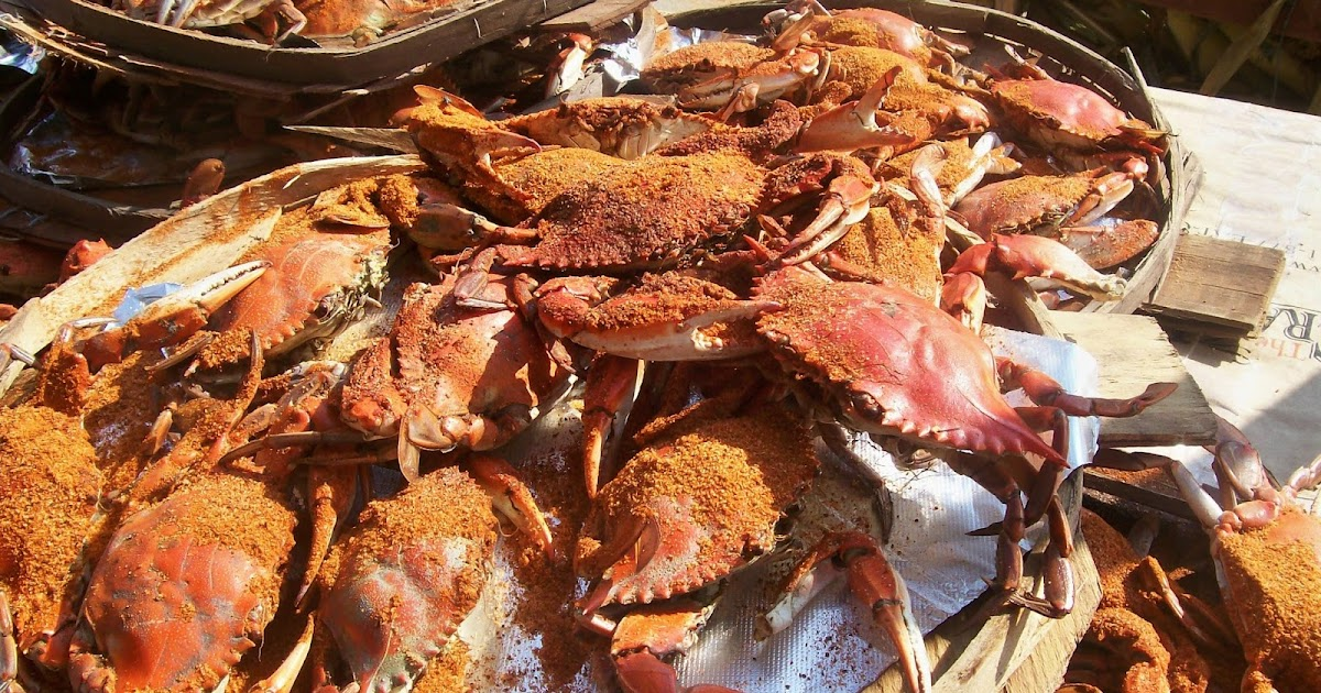 Dining Dish: Maryland crab season starts today - no joke
