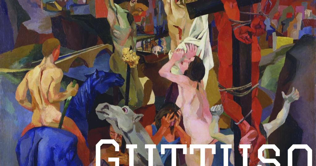 Guttuso. Inquietudine di un realismo