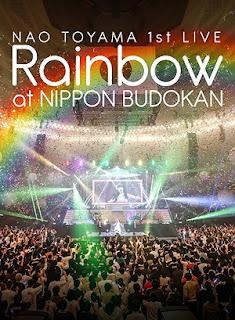 "Toyama Nao 1st LIVE ""Rainbow"" at Nippon Budokan 2018 [Jaburanime]"