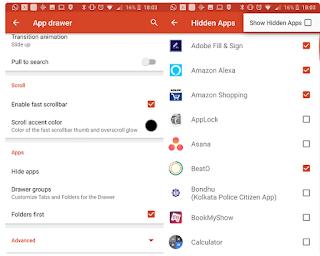 Mau Menyembunyikan Aplikasi di Android semua tipe? Begini caranya