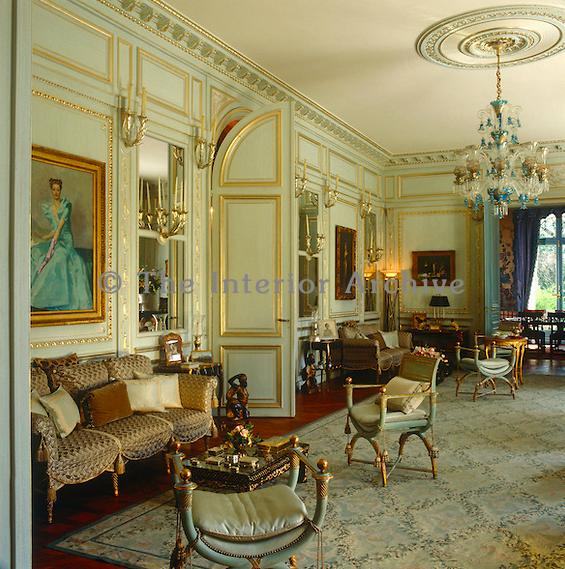 Nicolas De Pompadour: Beyond Extravagance..Villa Windsor