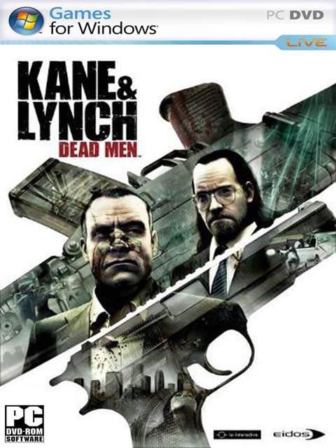 تحميل لعبة Kane And Lynch Dead Men مضغوطة برابط واحد مباشر + تورنت كاملة مجانا