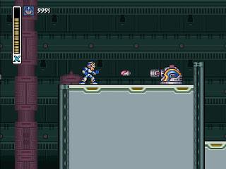 Mega Man Project X